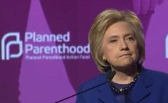 Hillary is expected to receive $30 million in donations from Planned Parenthood. The federal government funds Planned Parenthood.  So the federal government funds Hillary's bid for president.