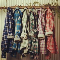 Flannel shirts I love Flannel shirts so cozy and pretty love them flannel plaid shirt and wish I could have all of these!!!!!!!!!!