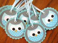 simple art and craft ideas for kids Distintivos Baby Shower, Shower Bebe, Owl Crafts, Diy And Crafts, Crafts For Kids, Baby Shawer, Baby Owls, Diy Projects For Adults, Baby Shower Souvenirs