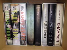 burn for burn hardcover box set haul - Google Search