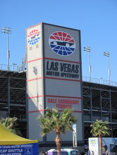 Las Vegas Motor Speedway...the count down is on for warm weather and fun with my peeps!