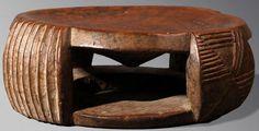 Kota stool  ca 1870 31.5 cm