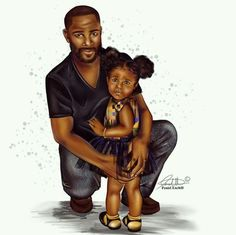 ♥ daddy daughter