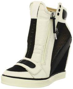 L.A.M.B. Womens Pamela Fashion Sneaker,White/Black,7 M US L.A.M.B.,http://www.amazon.com/dp/B00AXVRHNE/ref=cm_sw_r_pi_dp_VsrHrbCABEB340B9