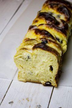 Ciasto drożdżowe z serem Cos, Banana Bread, Polish, Drinks, Recipes, Bakken, Drinking, Vitreous Enamel, Beverages