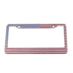 Professional diamonds license plate frame manufacture, details about USA Flag Bling Rhinestone License Plate Frames. Rhinestone License Plate Frames, Ningbo, Western Union, Usa Flag, Shanghai, Bubbles, Packing, Bling, Plates