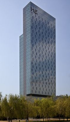 Hotel ME Barcelona / Dominique Perrault Architecture