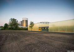 Sportcentre Zuidrand Antwerp - URarchitects