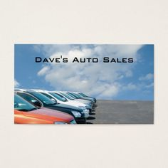 297 best auto sales business cards images on pinterest auto sales auto dealer lot business card colourmoves