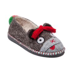 Womens TigerBear Republik Monkeyhawk Slipper, Gray   Journeys Shoes Cute Casual Shoes, Slippers, Gray, Women, Fashion, Moda, Fashion Styles, Grey, Slipper