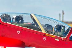 Photo by Richard Malcolm. Red Arrows- Pride of Britain
