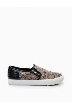 Tom - skater snake shoes