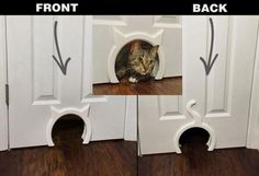 Interior Cat Door       >>>>> Buy it now    http://amzn.to/2bYYGJA