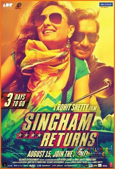 #singham returns