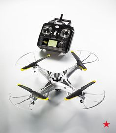Star Gift: The future is calling & it wants you to get this drone for the tech guy in your life.