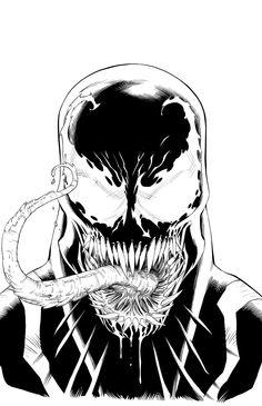 Venom by Mike S. Miller *
