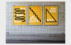 The studio got commissioned to create a new identity for Rotterdam architecture festival ZigZagCity 2016. As part of this identity we made a series of 100 unique posters designs to visualize diverse routes and ways of wandering. Architecture festival ZigZagCity is an expedition through Rotterdam, a journey of the more unexpected places in town. In this edition the festival … Continued
