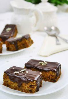 Pastel de calabaza y chocolate / de Gabriela Cuisine