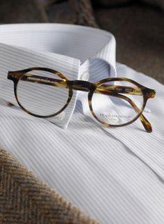 """The mid century American P3 glasses"""