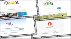 INTERNET-SUCHMASCHINEN BILD zeigt die besten Google-Alternativen