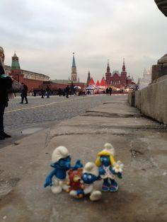 Mosca, piazza Rossa