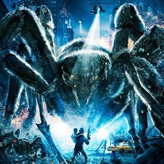 EXCLUSIVE: Christa Campbell and Patrick Muldoon Talk Spiders - Director Tibor Takacs is also on hand for a rousing look at this sci-fi thriller, in theaters and VOD this weekend.