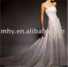 2010 gorgeous unique wedding dresses,bridal wedding gown  vera105 US $209.47