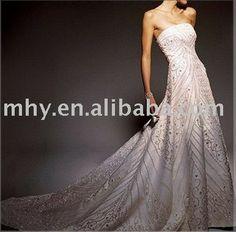 2010 gorgeous unique wedding dresses,bridal wedding gown  vera105 US $209.47