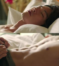 Just Jang Hyuk hard abs is all! hahaha Loving Fated to Love You (obviously!!XD)
