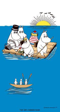Dope Cartoons, Dope Cartoon Art, Moomin Wallpaper, Iphone Wallpaper, Les Moomins, Moomin Books, Tove Jansson, Moomin Valley, Cartoon Books