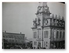 Market Square and Town Hall