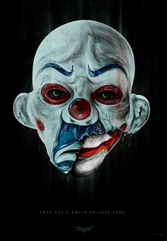 Clowns - The Dark Knight