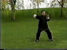 Wu Style Tai Chi Short Form Demonstrated by Bruce Frantzis - YouTube