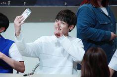 BTS @ 2015 Fansigning - 3rd mini album 화양연화 pt.1 - 150516 Mokdong (Junggu Youthcenter)