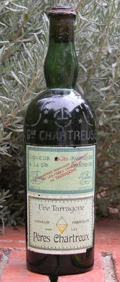 Chartreuse Verte circa 1930 - Tarragona Finest&Rarest