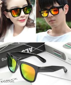 Sunglasses Trendy Stylish Fiber Unisex Sunglasses Trendy Stylish Fiber Unisex Sunglasses Country of Origin: India Sizes Available: Free Size   Catalog Rating: ★3.8 (454)  Catalog Name: New Stylish Fiber Unisex Sunglasses Vol 11 CatalogID_545081 C72-SC1084 Code: 002-3877045-963