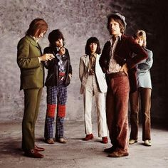 The Rolling Stones - Mick Jagger - Keith Richards