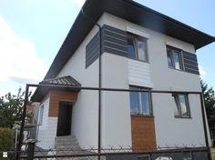Pergola, Garage Doors, Windows, Outdoor Decor, Home Decor, Houses, Design, Facade House, Homes