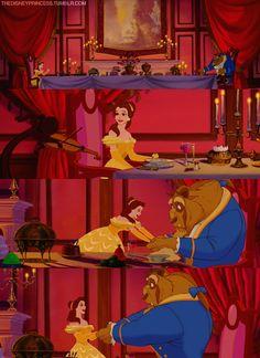 Beauty and the Beast.... LOVEEEEE!!