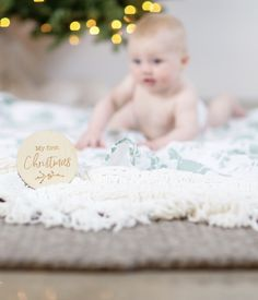 Document this special occasion with a photo and a milestone disc and share with friends and family My First Christmas, Baby Photos, Special Occasion, Kids Rugs, In This Moment, Friends, Amigos, Baby Pictures, Kid Friendly Rugs