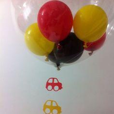 Balão Bubble personalizado: com mini balões   Casamento Romântico  Crédito: Foto: Kika Rodrigues Fotografia Balões: Balão Cultura  Consulte nos: www.balaocultura.com.br fone 11 39049894
