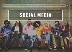 Photo about Social Media Network Web Online Internet Concept. Image of education, information, multiethnic - 60796816 Photo Social Media, Social Media Tips, Easy To Use, Concept, Stock Photos, Education, Tools, Business, Illustration