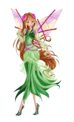 Flora Medieval Fairy by WinxClubRus – Bloom Romantix Flora Medieval Fairy by WinxClubRus Flora Medieval Fairy by WinxClubRus Winx Club, Twilight Equestria Girl, Bloom Fashion, Les Winx, Flora Winx, Anime Qoutes, Body Drawing, Medieval Fantasy, Magical Girl