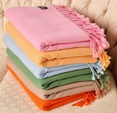 Deal of the Day: Pure Cashmere Throw $245!
