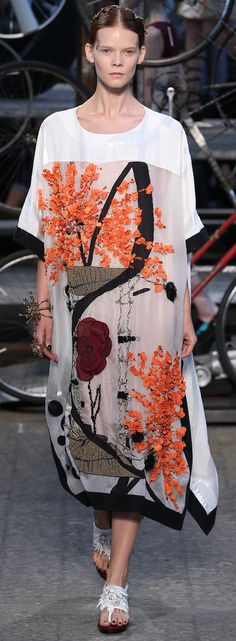 Antonio Marras Spring 2015 Ready-to-Wear Fashion Show