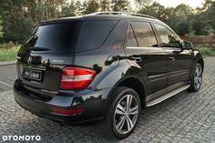 Mercedes-Benz M Klasa 350 CDI - II LIFT - Ledy - 4 Matic - Vat23 - OTOMOTO
