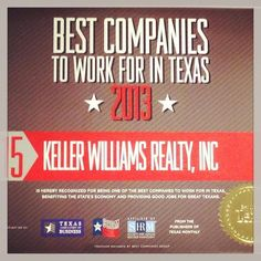 Are you interested in joining the Keller Williams Realty International team? The team at our global headquarters in Austin, TX is growing and looking for like-minded leaders to help us serve the associates of the largest real estate franchise in the United States!     To view open positions, please visit: http://www.kw.com/kw/KWRI-Careers.html
