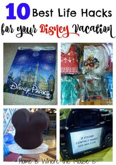 10 Best Life Hacks for your Disney Vacation Life hacks make life easier. But can they help your Walt Disney World vacation? Here are the 10 best life hacks for your Disney Vacation. Voyage Disney World, Viaje A Disney World, Disney World Tipps, World Disney, Walt Disney World Vacations, Disney World Tips And Tricks, Disney Tips, Disney Fun, Disney Travel