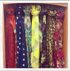Lots of NEW fall scarves just arrived at Glitter Lifestyle Boutique. Get ready to wrap up!