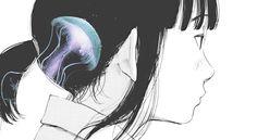 "skyiscalling: "" くらげ - Jellyfish """